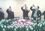 Sĩ quan đột tử, quân đội TQ lệnh cấm tiệc rượu