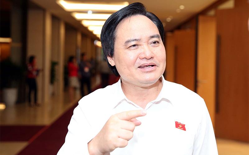 Bộ trưởng GD-ĐT,Bộ trưởng Phùng Xuân Nhạ,lương hưu,giáo viên