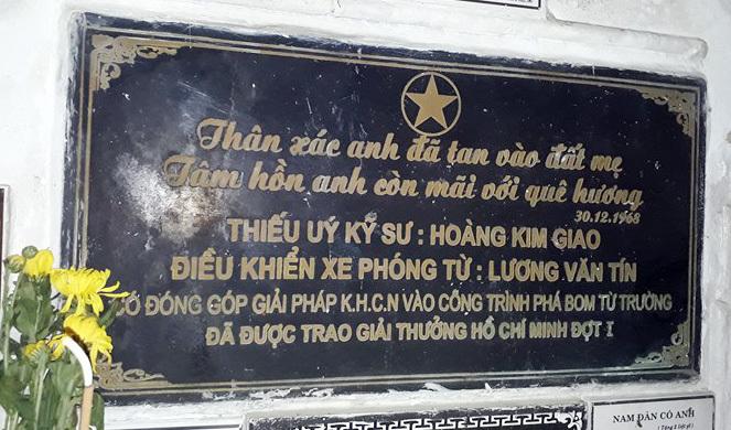 Vang mãi khúc tráng ca 'Huyền thoại Truông Bồn'