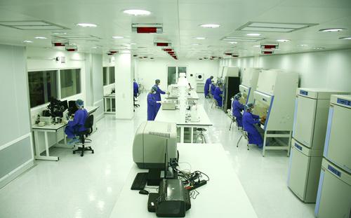 Lần đầu tiên ghép tế bào gốc chữa xơ phổi thành công