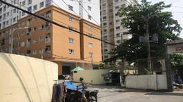 Thảm cảnh hẻm nhỏ dày đặc chung cư, cao ốc ở TP.HCM