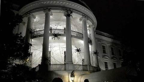 Nhà Trắng mừng Halloween