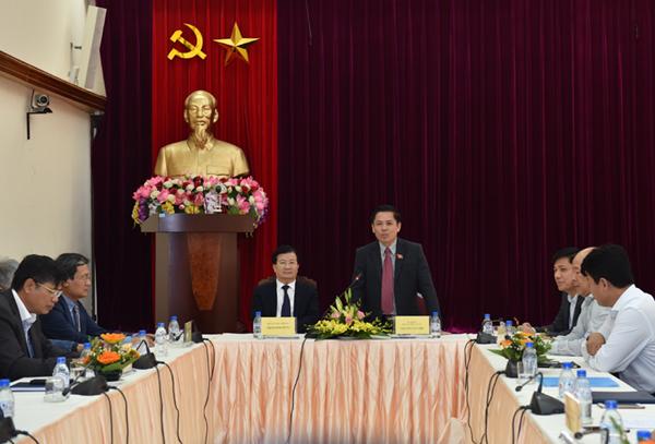 Bộ trưởng Nguyễn Văn Thể: Giải quyết 'điểm nóng' Tân Sơn Nhất