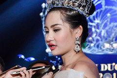 Tân Hoa hậu Đại dương 2017: Tôi tổn thương vì ảnh chế, nhan sắc thực không xấu tệ đến vậy!