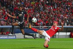 MU vs Benfica: Thắng để đoạt vé sớm
