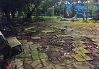 Cảnh hoang tàn trong công viên hàng chục tỷ đồng