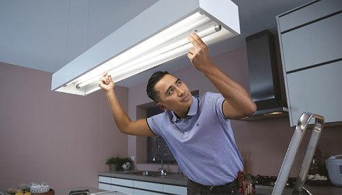 Philips giới thiệu đèn LED thông minh, siêu mỏng, hiệu suất cao