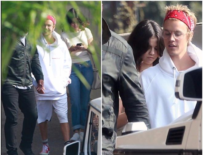 Selena Gomez chia tay The Weeknd sau khi tái ngộ Justin Bieber