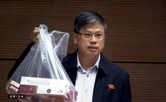 thuốc lá lậu,buôn lậu,Nguyễn Sỹ Cương