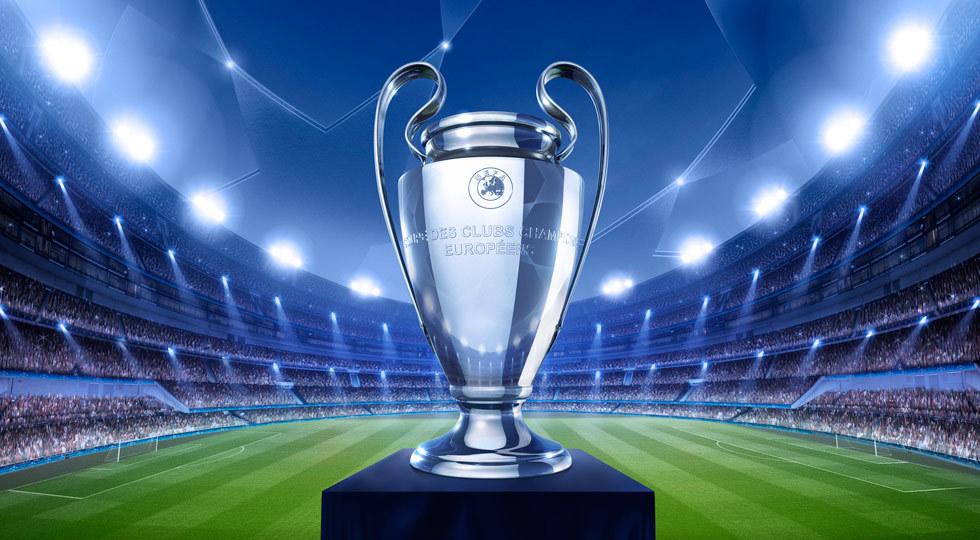 Lịch thi đấu lượt trận thứ 6 vòng bảng Champions League