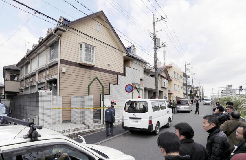 Phát hiện một loạt xác chết trong căn hộ ở Nhật