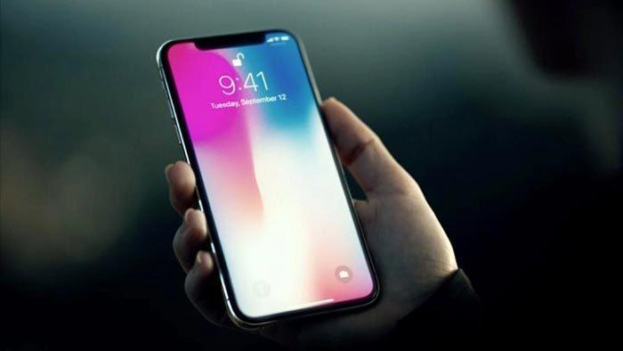 Cổ phiếu Apple tăng kỷ lục nhờ iPhone X