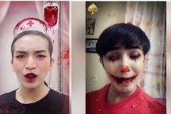 """""""Rợn người"""" khi nghe BB Trần, Huỳnh Lập kể truyện ma trong ngày Halloween"""