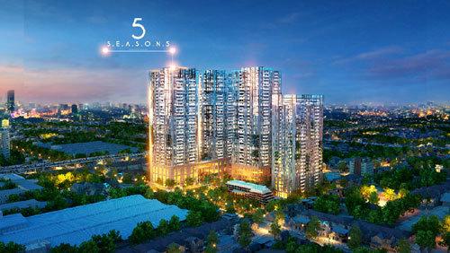 Thị trường căn hộ khách sạn 'tăng nhiệt' ở Hà Nội