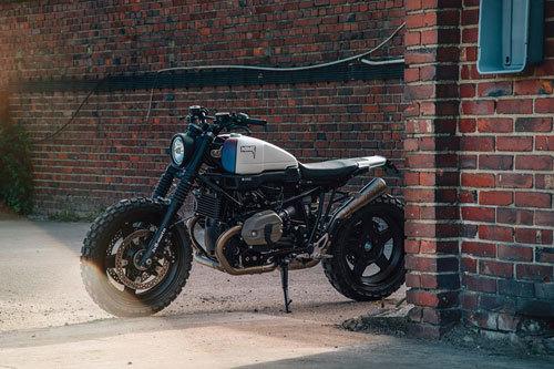 BMW RnineT độ phong cách Scrmbler hoài cổ