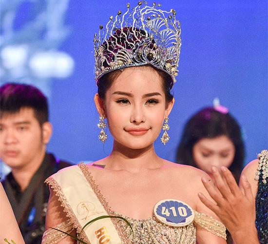 BTC Hoa hậu Đại dương lên tiếng về chuyện lộ kết quả