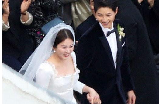 Song Joong Ki,Song Hye Kyo,Sao Hàn