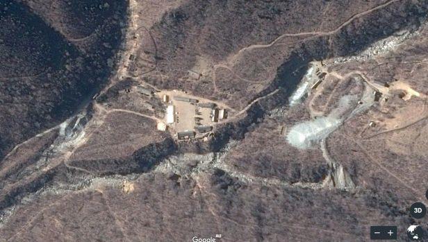 Báo Nhật, Hàn đưa tin sập hầm bãi thử hạt nhân Triều Tiên, thương vong lớn