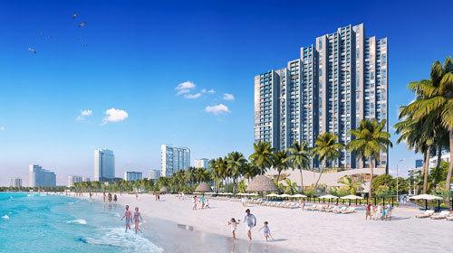 'Sốt' đầu tư căn hộ ven biển ở Khánh Hòa