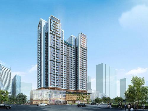 The Legend: căn hộ với thiết kế khách sạn 5sao