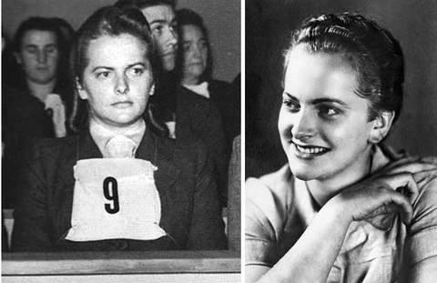 Công bố loạt ảnh người phụ nữ ác độc nhất trong lịch sử
