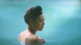 Phan Hương 'Người phán xử' kể về lần tắm trần suýt chết