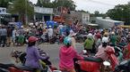 Sập giàn giáo ở Phú Quốc, 1 người chết