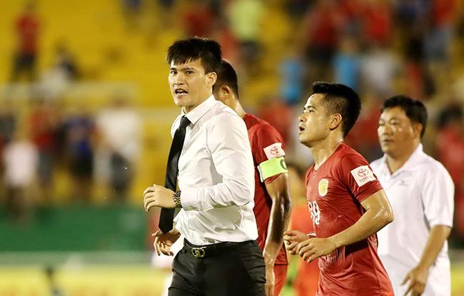 Lê Công Vinh: CLB TPHCM không thể so với HAGL, Hà Nội...