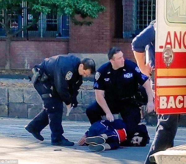 khủng bố New York,tấn công khủng bố,khủng bố,Nhà nước Hồi giáo (IS) tự xưng