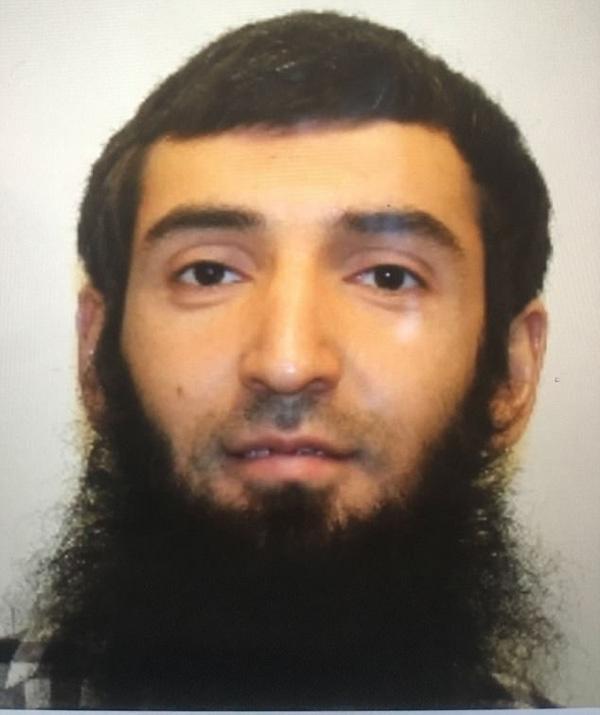 Chân dung kẻ khủng bố New York và mẩu tin đáng sợ