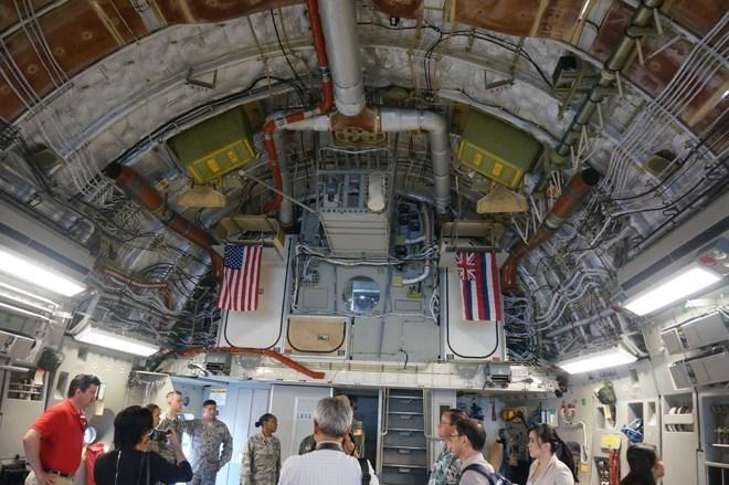Khám phá 'ngựa thồ' chở trực thăng của Tổng thống Mỹ đến Nội Bài