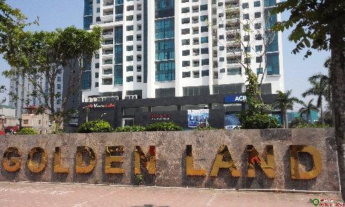 Golden Land,điều chỉnh quy hoạch,chung cư Hà Nội