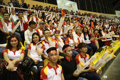 Khán giả đến Futsal bởi mê bóng đá đẹp?