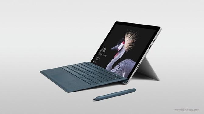 Microsoft Surface Pro LTE lên kệ vào tháng 12, giá 1149 USD