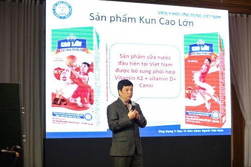 Vitamin K2 - hoạt chất kích chiều cao cho trẻ