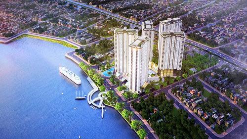 6 điểm hút khách của Saigon Riverside City