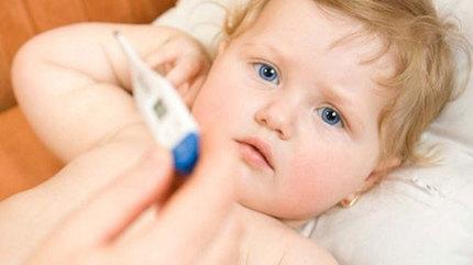 Mẹo trị ốm vặt cho trẻ em dưới 5 tuổi