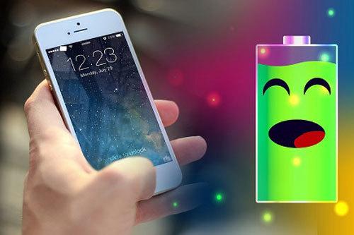 Tiết kiệm pin cho iPhone chạy iOS 11