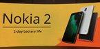 Nokia ra mắt Nokia 2: Smartphone giá siêu rẻ, pin 4.100 mAh