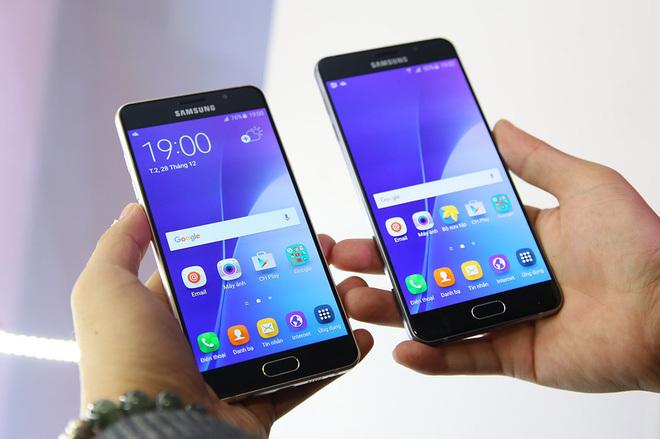 Galaxy A5 và A7 mới sẽ trang bị kết nối Bluetooth 5.0