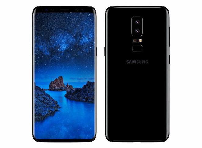 Xuất hiện hình ảnh Galaxy S9, thiết kế hoàn toàn mới?