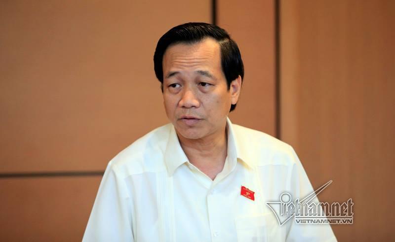 Bộ trưởng Đào Ngọc Dung: Không thể tự nhiên thay đổi giờ làm