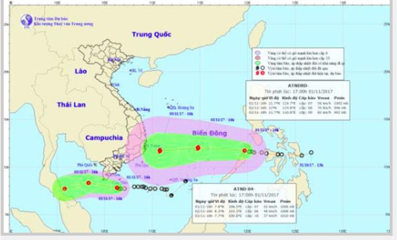 Trước nguy cơ bão: ĐBSCL họp khẩn, cấm tàu thuyền ra khơi