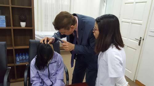 Điều trị rụng tóc từng vùng bằng thảo dược