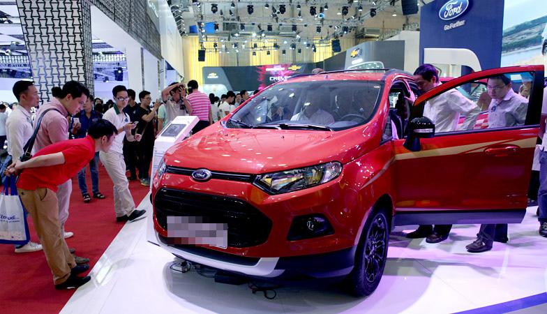 ô tô nhập khẩu,thuế nhập khẩu linh kiện,thuế tiêu thụ đặc biệt,ô tô ASEAN,Nghị định 116.,xe lắp ráp trong nước,giá ô tô,xe giảm giá