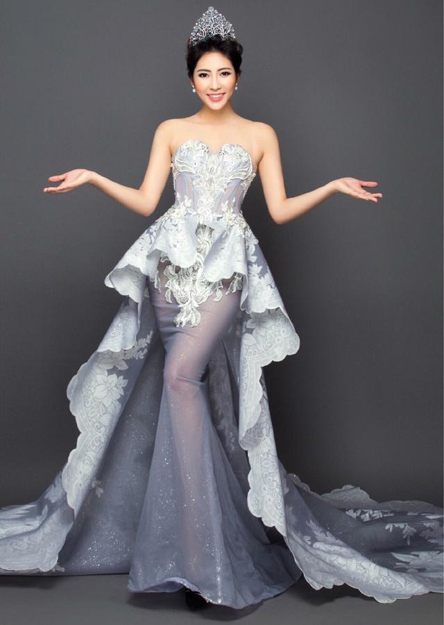 Hoa hậu đại dương đòi trả lại vương miện là ai?