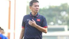 HLV Hoàng Anh Tuấn lệnh U19 ViệtNam thắng đẹp, xếp nhất bảng