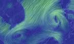 Thời tiết 2/11: Bão vào biển Đông, Bình Thuận-Kiên Giang đề phòng vòi rồng