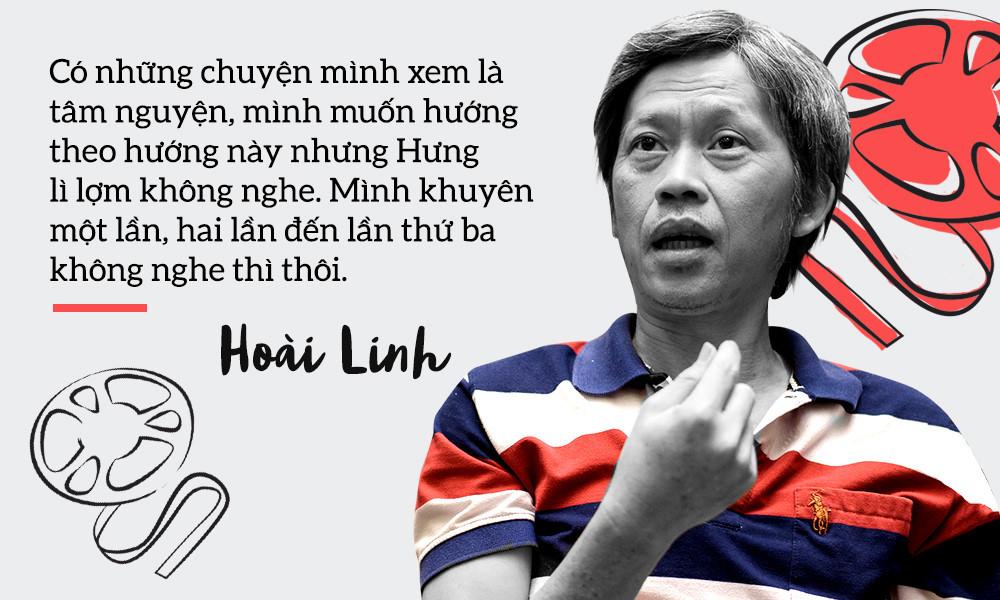 Danh hài Hoài Linh: Tôi không cô đơn, chỉ cô độc!