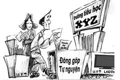 Chấm dứt lợi dụng danh nghĩa Ban đại diện cha mẹ học sinh để lạm thu